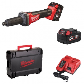 Milwaukee 18 Volt FUEL™ Hochleistungs-Geradschleifer M18 FDG-502X