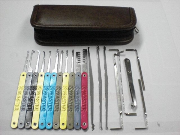 Master Color Professional Pickset PP-02